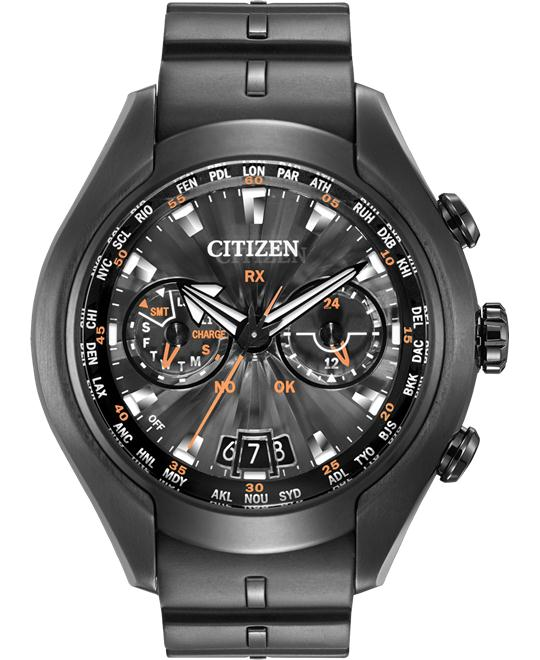 CITIZEN SATELLITE WAVE-AIR ECO-DRIVE WATCH 50
