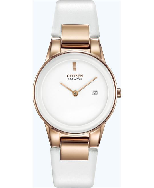 "Citizen Women's""Axiom"" Eco-Drive Watch, 30mm"