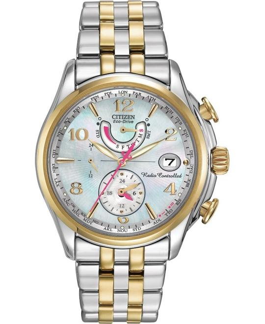 Citizen Women's Eco-Drive Mother-Of-Pearl Watch, 38mm