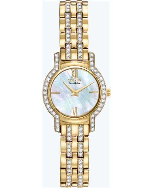 Citizen Women's Eco-Drive Silhouette Watch, 21mm