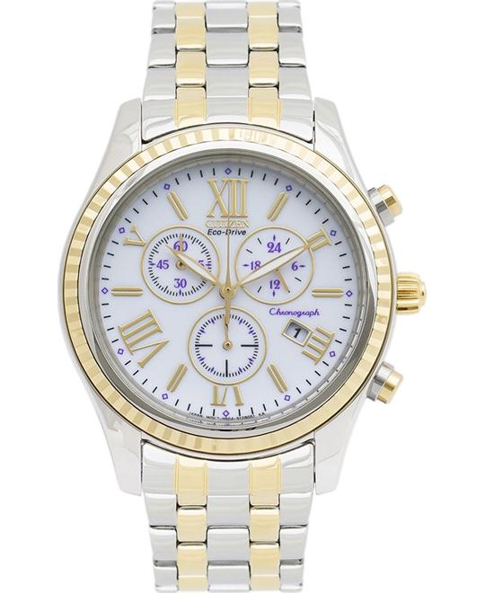 "Citizen Women's ""Eco-Drive"" Stainless Watch, 40mm"