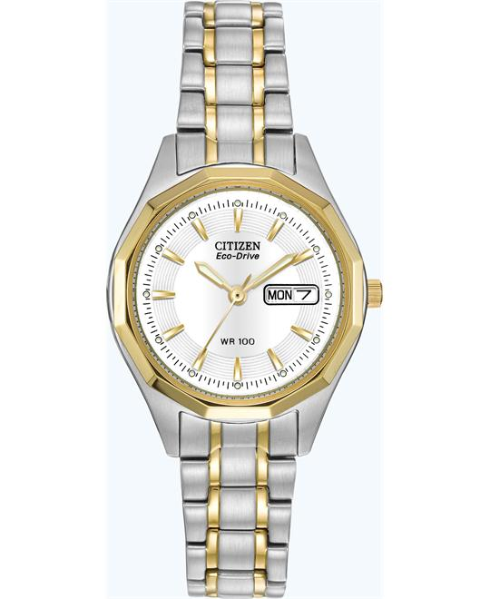 CITIZEN Eco-Drive Sport Ladies Watch 26mm