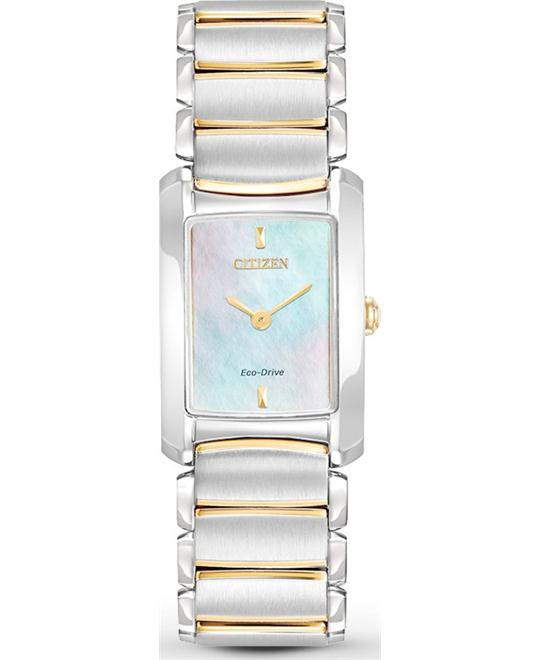 Citizen Women's Euphoria Japanese Watch, 20mm