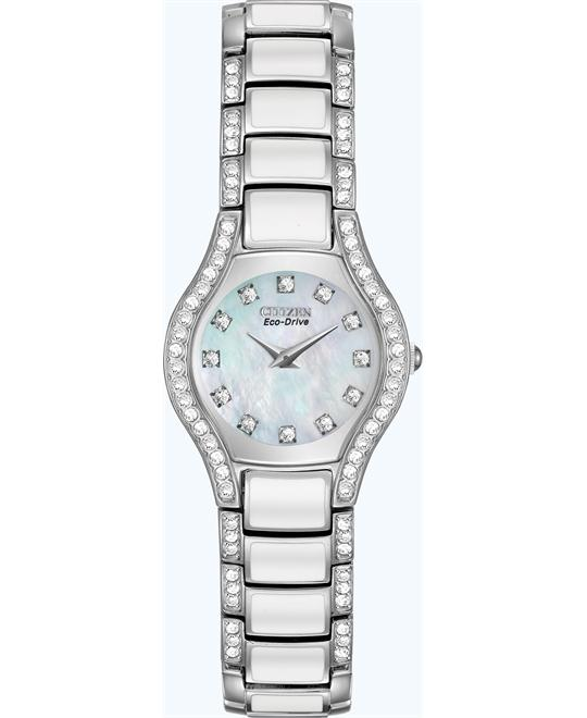 Citizen Women's Normandie Eco Drive Watch, 22mm