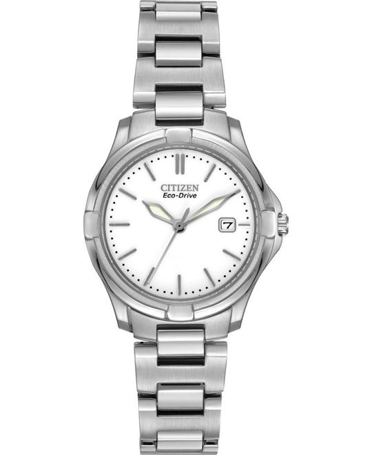 Citizen Silhouette Japanese Women's Watch 28mm