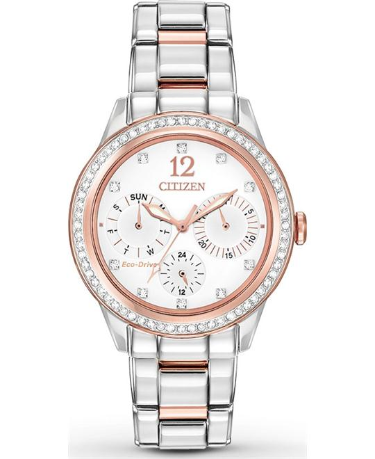 Citizen Silhouette Japanese Women's Watch 36.5mm