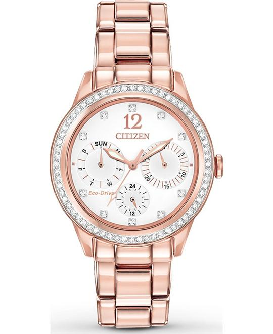 Citizen Women's Silhouette Japanese Watch, 36.5mm