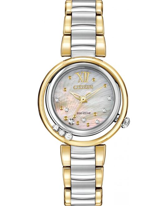 CITIZEN L SUNRISE DIAMOND WOMEN'S WATCH 29mm