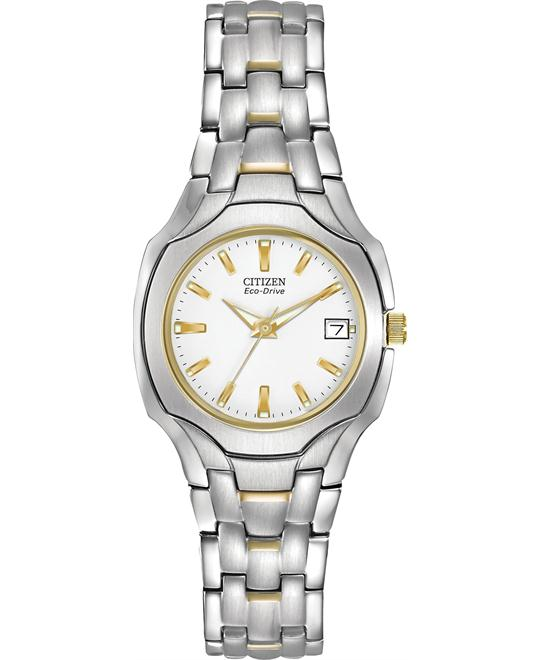 Citizen Women's Two-tone stainless Watch 25mm