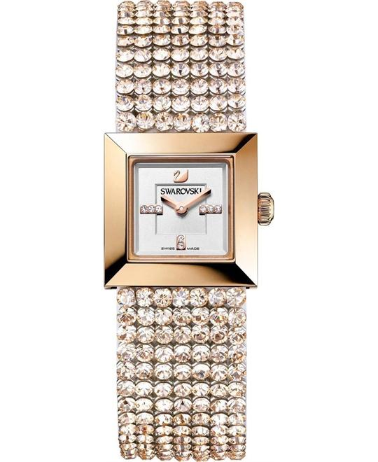 Elis Mini Mesh Rose Gold Tone Watch 23x23mm