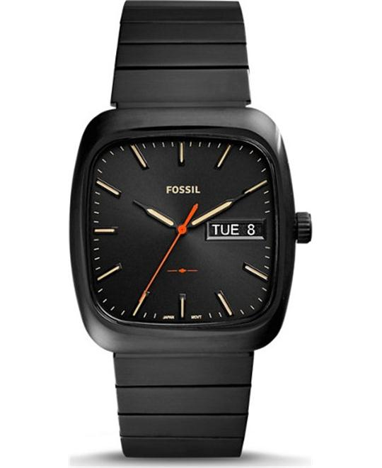 FOSSIL RUTHERFORD THREE-HAND 38mm x 41mm