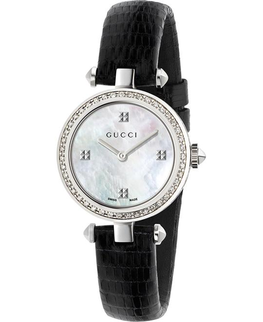 Gucci Diamantissima Diamond Swiss Women's Watch 27mm