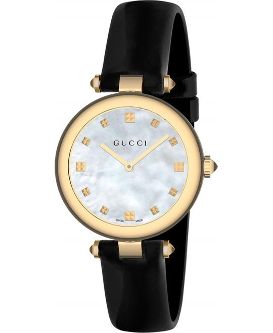 Gucci Diamantissima Swiss Women's Watch 32mm