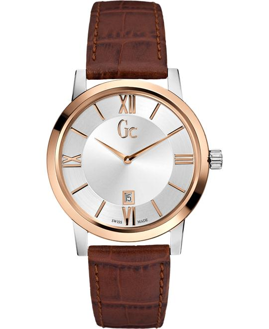 Guess Collection Men Watch Gc Slim Class, 40mm