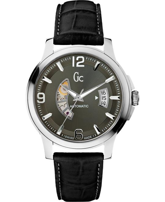 Guess Gc Classica Automatic Mens Watch, 42mm