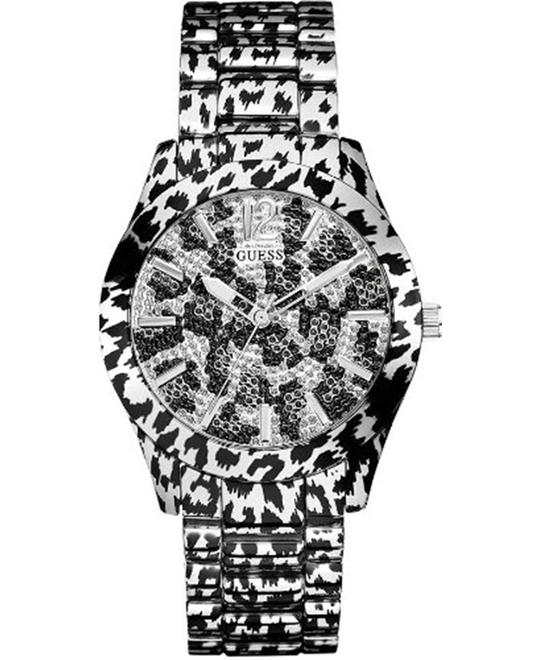 GUESS Feminine Animal Sport Women's Watch 38mm
