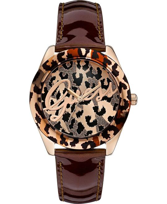 GUESS Feminine Animal Sport Women's Watch 40mm