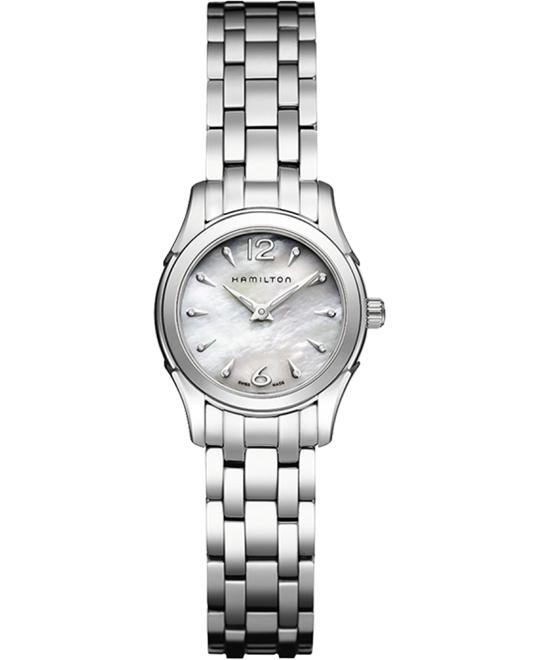 Hamilton JazzMaster Mother of Pearl Ladies Watch 27mm