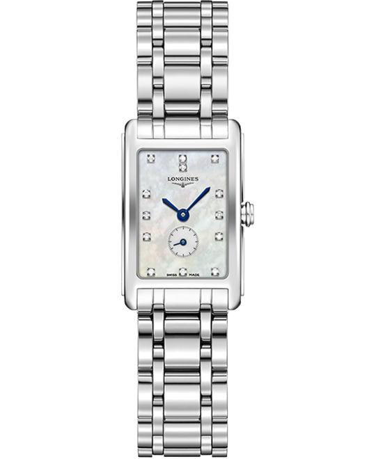 Longines Dolce Vita L5.255.4.87.6 Mother of Pearl Watch 20.5x32mm