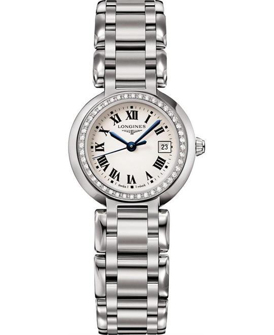 đồng hồ Longines L8.110.0.71.6 PrimaLuna Ladies Watch 26.5mm