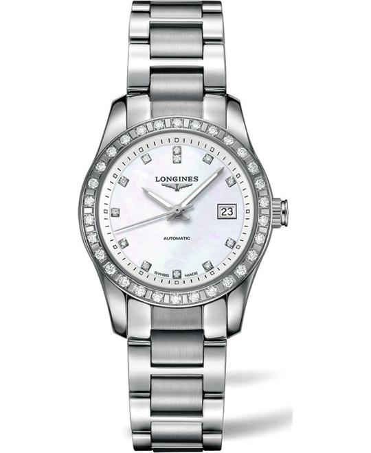 Longines Primaluna  L2.285.0.87.6 Mother of Pearl Watch 29mm