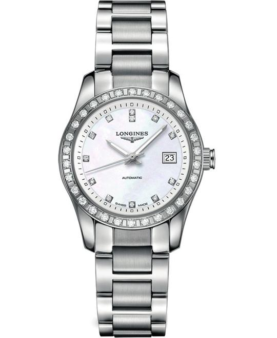 đồng hồ Longines Primaluna L2.285.0.87.6 Mother of Pearl Watch 29mm