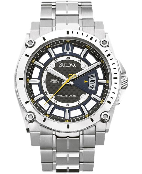 Men's Bulova Precisionist Champlain Collection 46mm