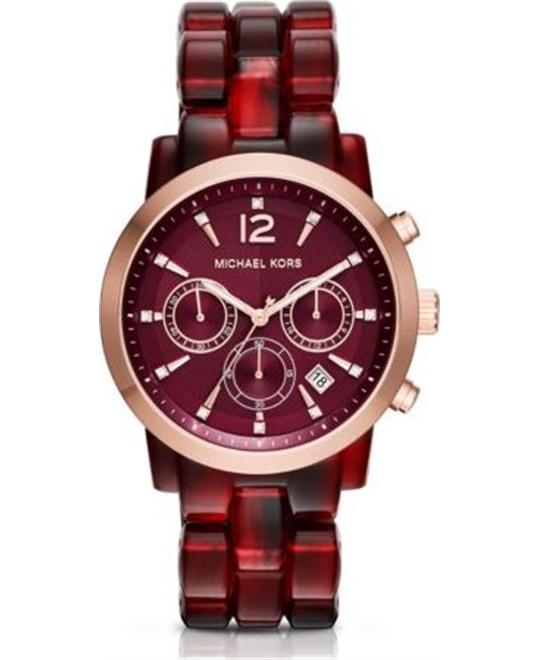 Michael Kors Audrina Chronograph Watch 42mm