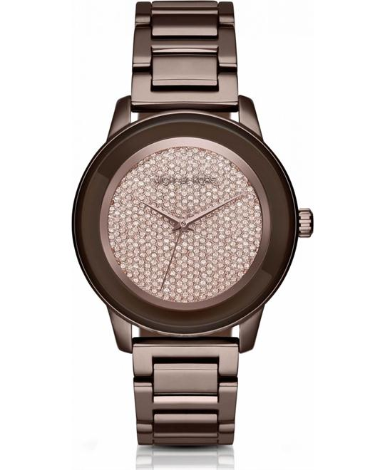 MICHAEL KORS  Kinley Pavé Sable Watch 41.5mm