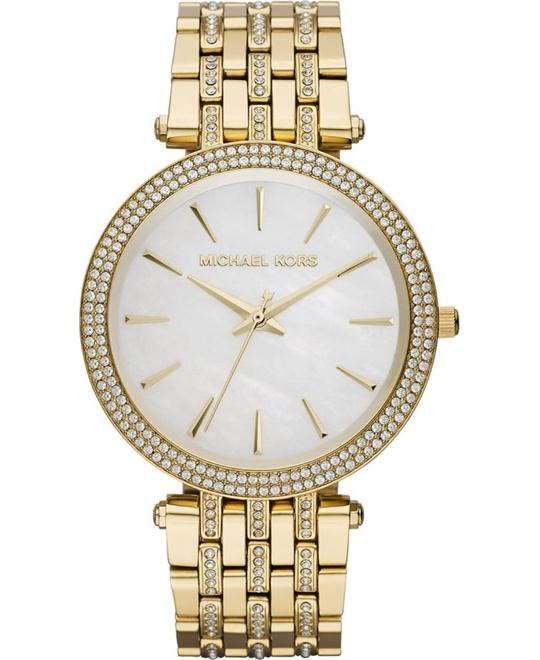 Michael Kors Darci Glitz Women's Watch 39mm