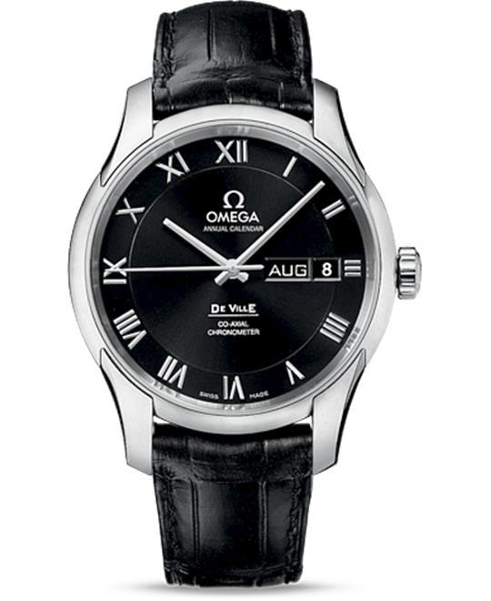 Omega De Ville Automatic 43113412201001 Watch 41mm