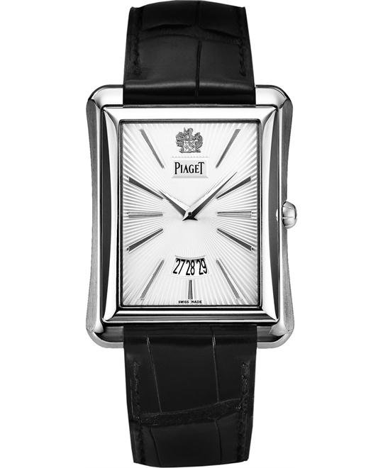 Piaget Emperador 18K White Gold G0A32120 36x46mm