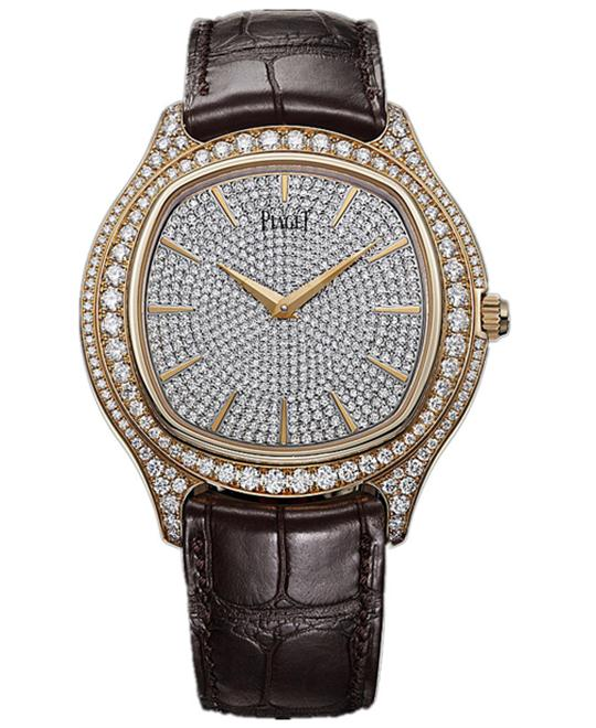 Piaget Emperador Cushion-Shaped Diamonds G0A35022 42mm