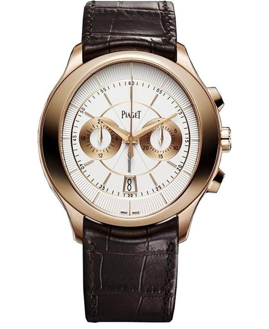 Piaget Gouverneur 18K Rose Gold G0A37112 43mm