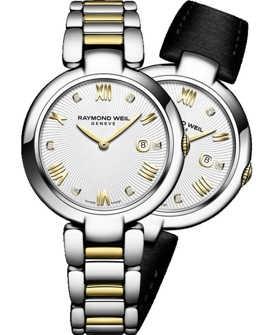 Raymond Weil Shine 6 Diamonds Watch 32mm