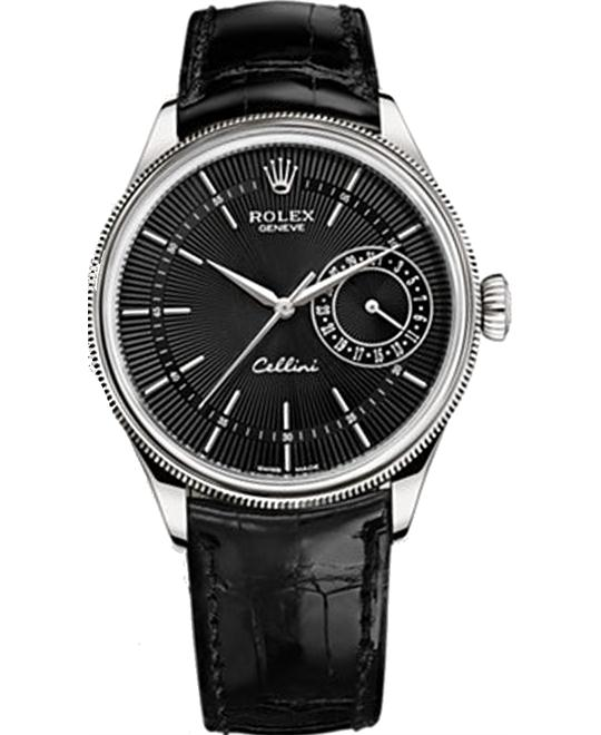 Rolex Cellini Date 50519 Men's Watch 39mm