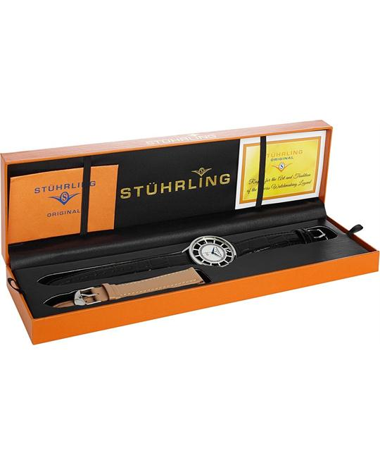 Stuhrling Origina 388S.33152 Men's Swiss Set 40mm
