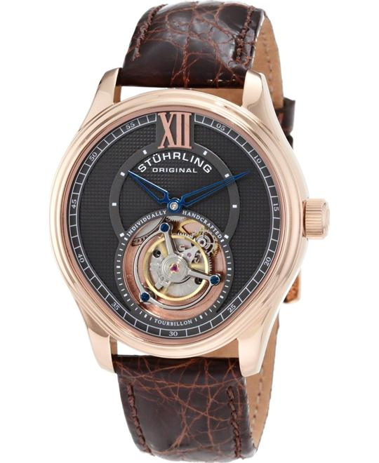 Stuhrling Original Tourbillon 361.334K54 Mens, 37mm