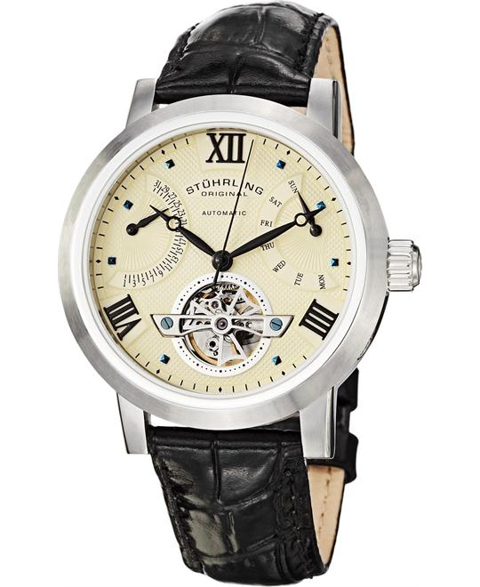 Stuhrling Original 372.331515 Men's Classic Automatic Watch, 43mm