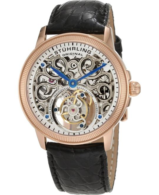 Stuhrling Original Tourbillon 243.334X2 Men's Mirage, 41.2mm
