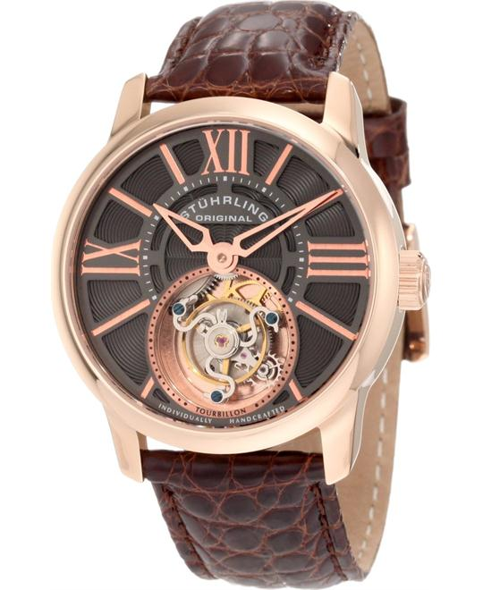 Stuhrling Original Tourbillon 296D.334X54 Men's Viceroy, 42mm