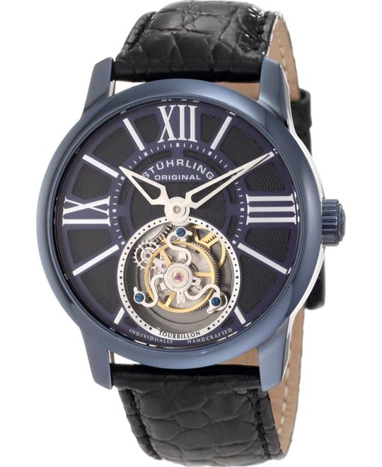 Stuhrling Original Tourbillon 296D.33XX6 Men's, 42mm