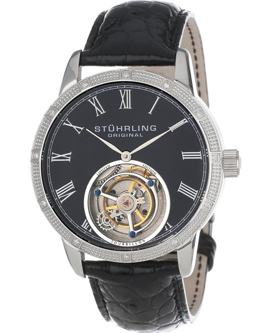 Stuhrling Original Diamond 312S.3315X1 Men's, 40mm
