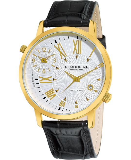 Stuhrling Original 343.33352 Men's Swiss, 44mm