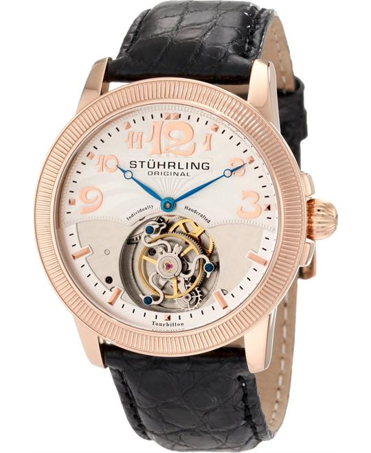 Stuhrling Original Tourbillon 350.33452 Men's, 44.5mm