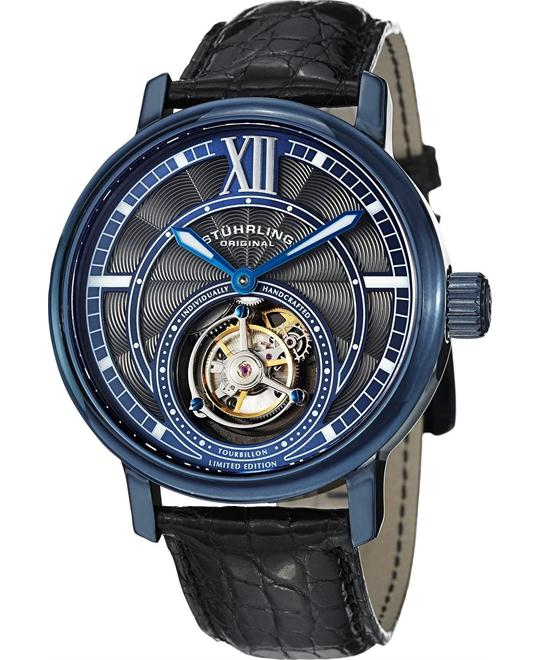 Stuhrling Original Tourbillon 396.33XX6 Men's, 45mm