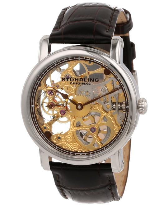 Stuhrling Original 460G.3315K31 Men's Mechanical, 42mm