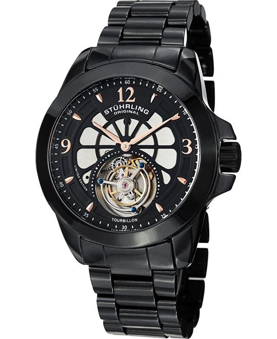 Stuhrling Original Tourbillon 475.33OB41 Men's, 47mm