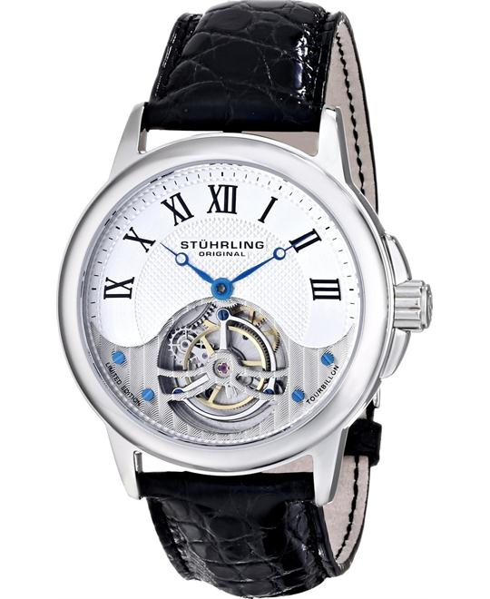 Stuhrling Original Tourbillon 541.331X2  Men's, 42mm