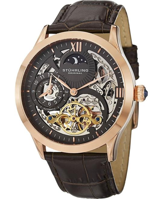 Stuhrling Original Men's 571.3345K54 Classic  Automatic Watch, 44mm